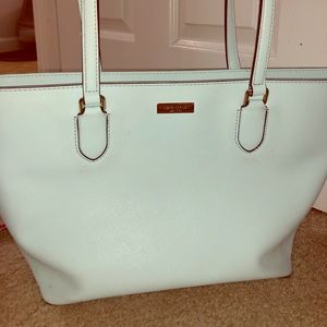 Kate Spade Mint color purse